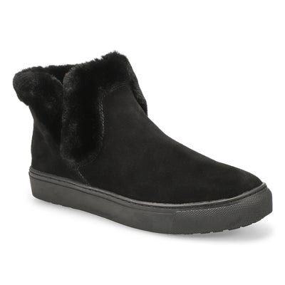 Lds Duffy black winter bootie