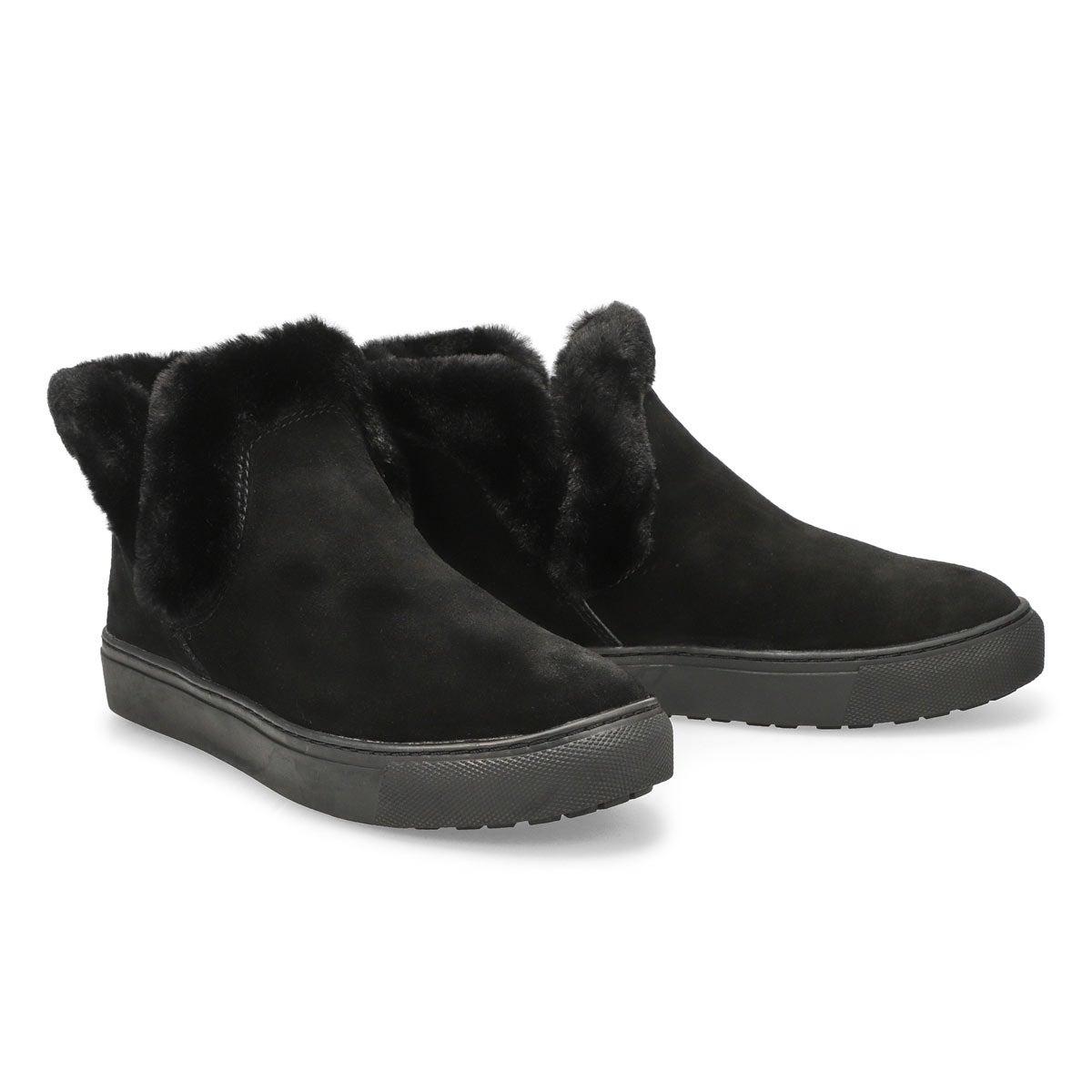 Women's DUFFY black winter booties
