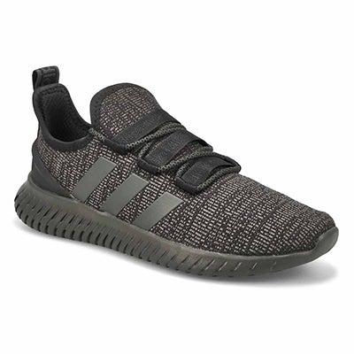 Mns Kaptir black/black slip on sneaker