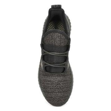Men's Kaptir Slip On Sneaker - Black/Black