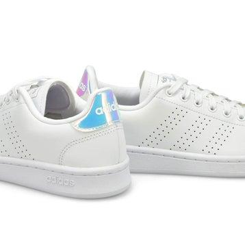 Women's Advantage Sneaker - White /Silver
