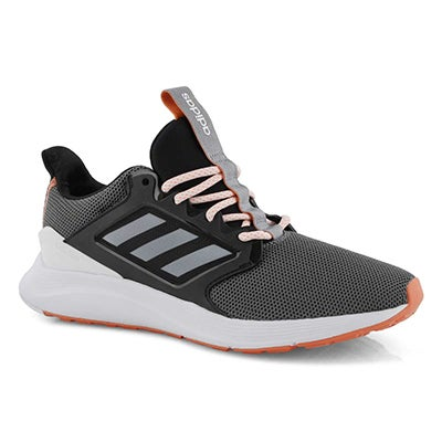 Women's ENERGY FALCON X black/white running shoes