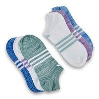 Women's SUPERLITE multi no show socks - 6pk