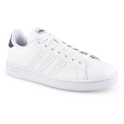 Men's ADVANTAGE white/blue sneakers