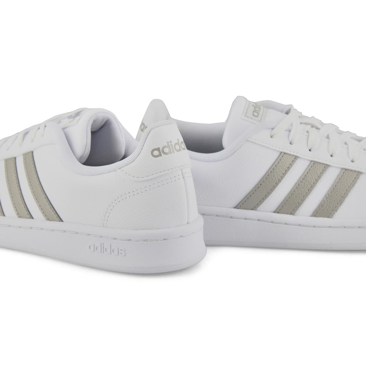 Women's Grand Court Sneaker - White/Platinum