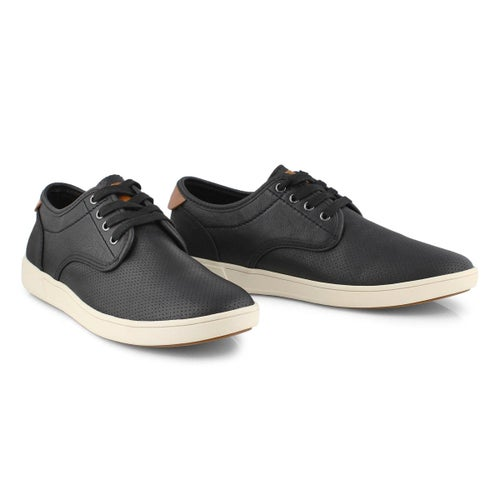 Mns Flanker black lace up casual sneaker