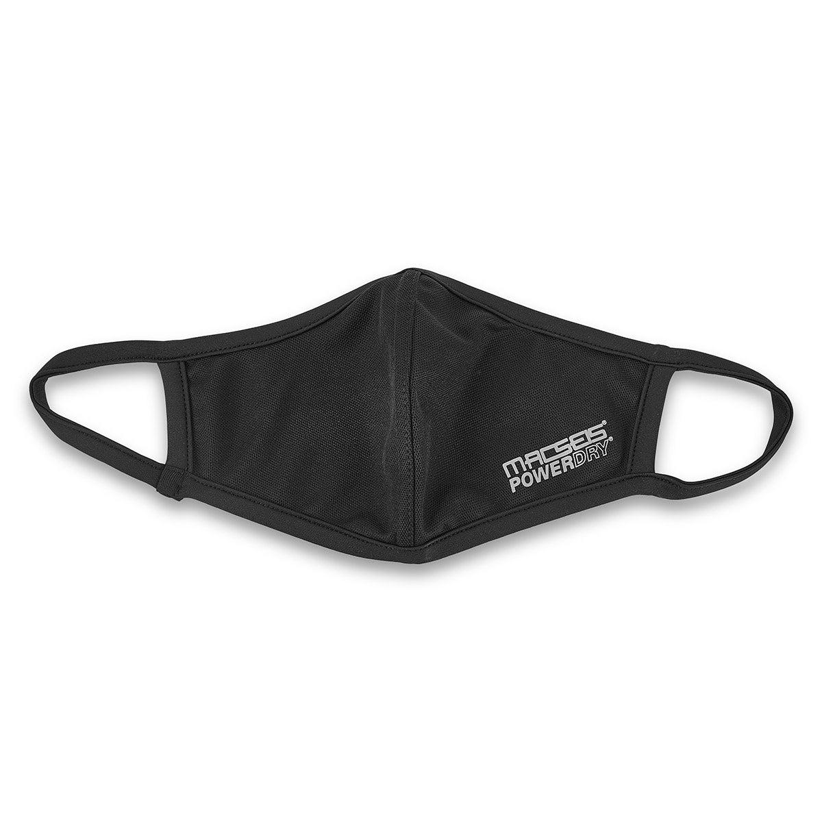 Unisex Maceis PowerDry Mask - Black Large