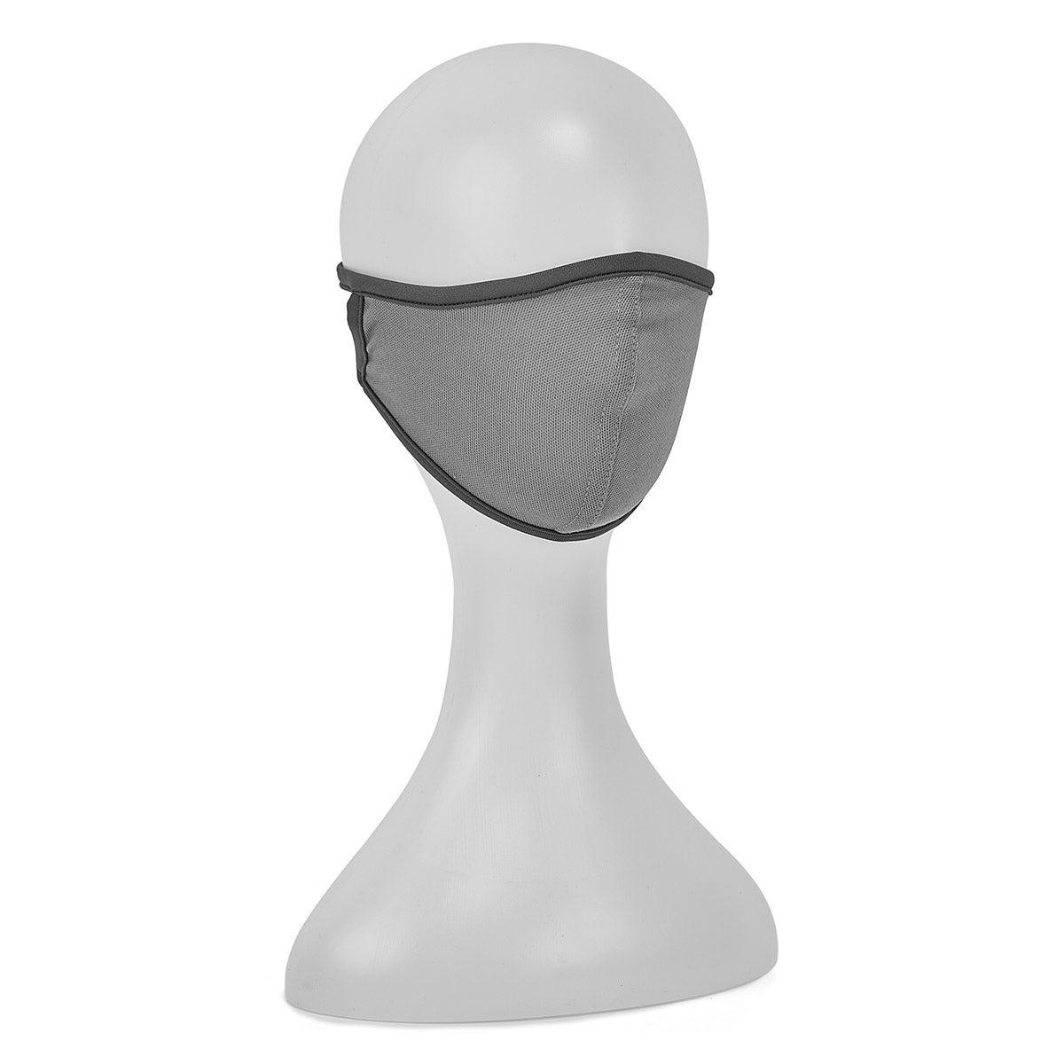 Unisex Macseis PowerDry Mask -Grey Large