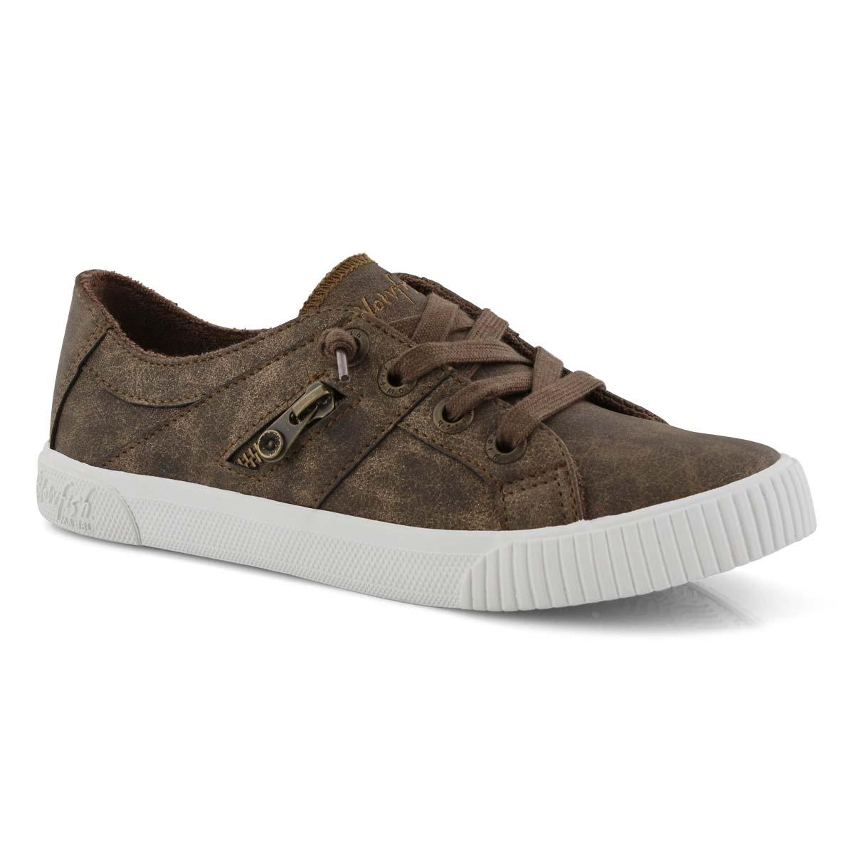Women's Fruit Sneaker - Bronze Metallic