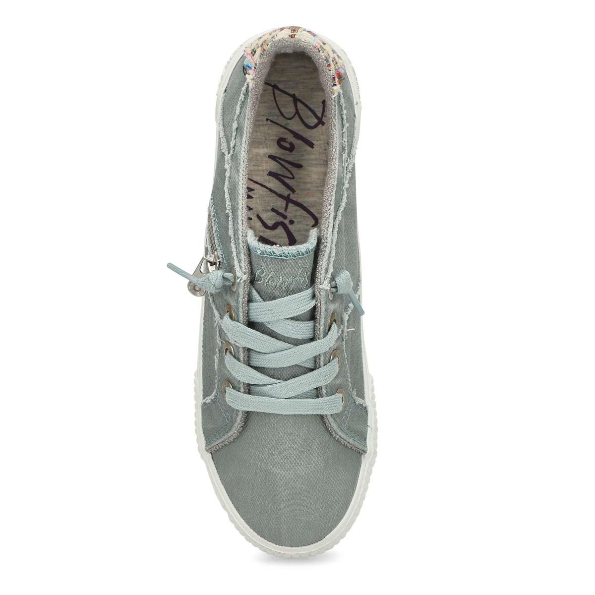 Women's Fruit Sneaker - Dusty Blue