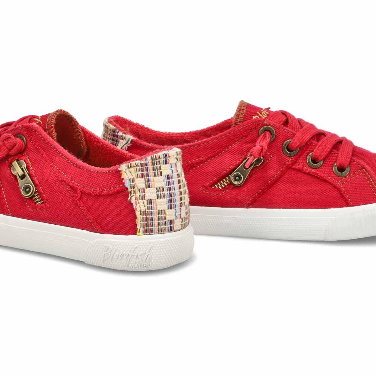 Women's Fruit Sneaker -  Jester Red