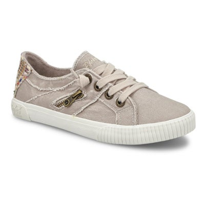 Lds Fruit sand lace up fashion sneakers