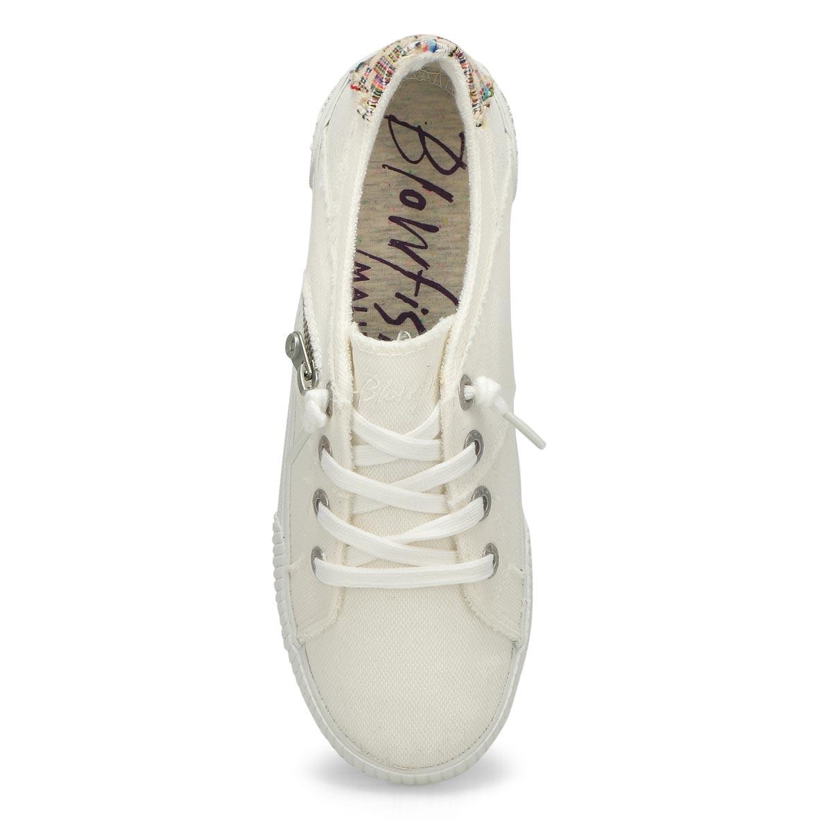 Women's Fruit Sneaker - White