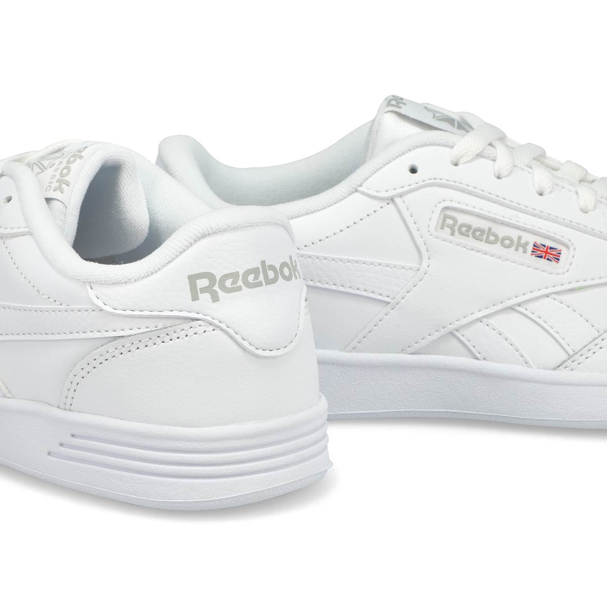 Men's Club Memt Sneaker - White/Steel