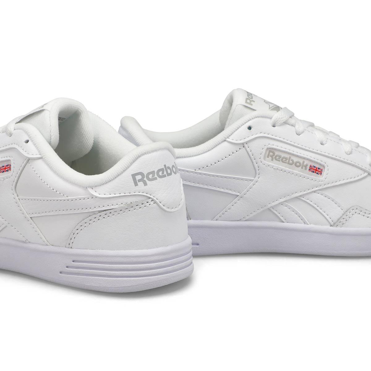Women's Club Memt Sneaker - White/Steel