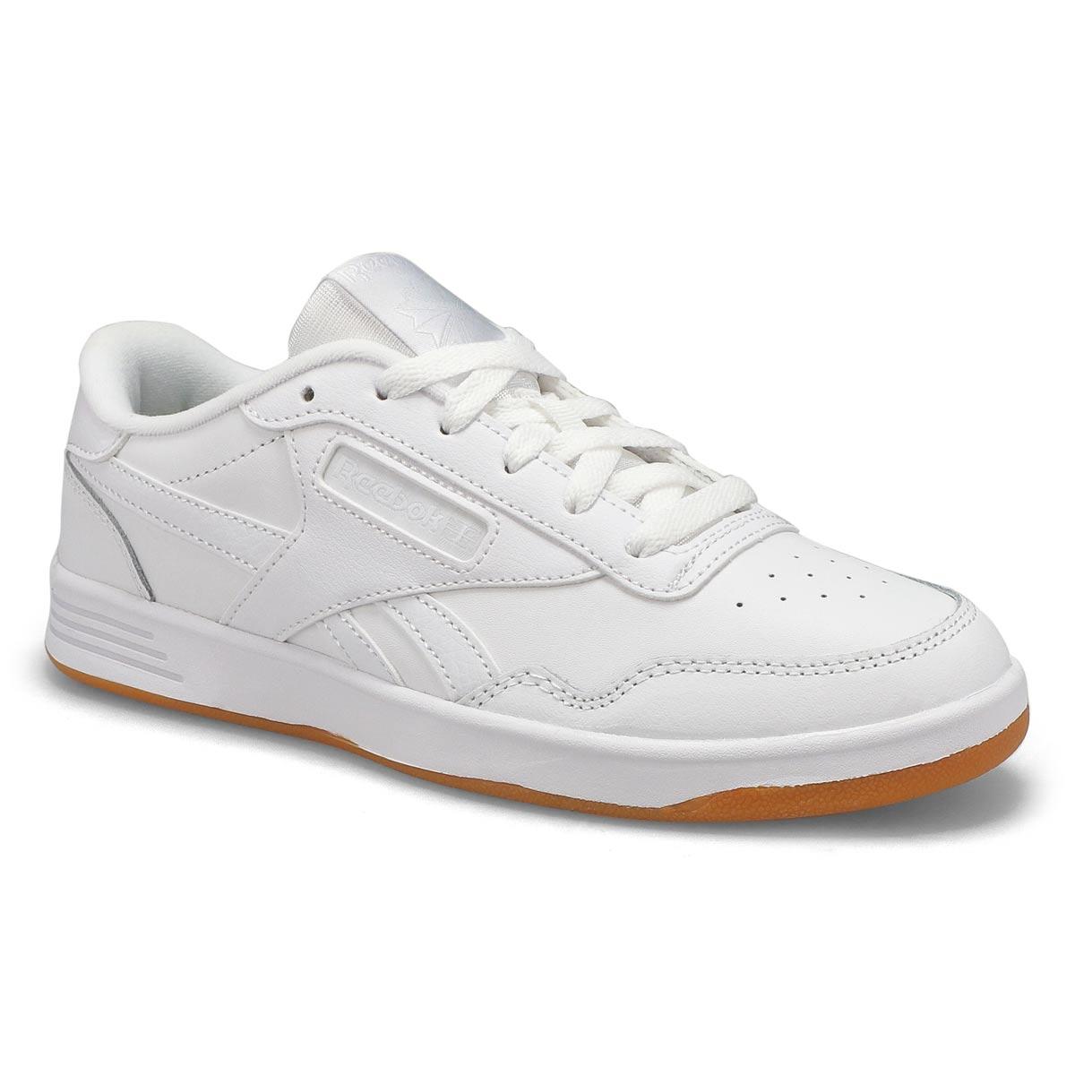 Women's Reebok Club Memt Sneaker - White/Gum