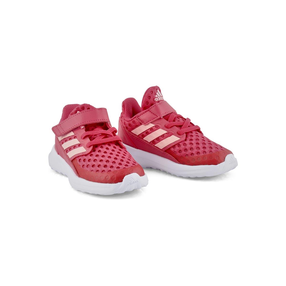 Chaussures de course RAPID RUN, rose/blanc, bébés