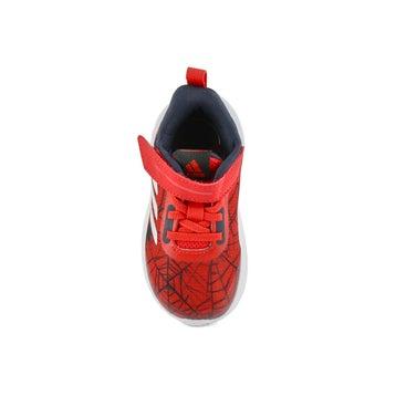 Chaussures de course RAPID RUN I rouge/bleu, bébés