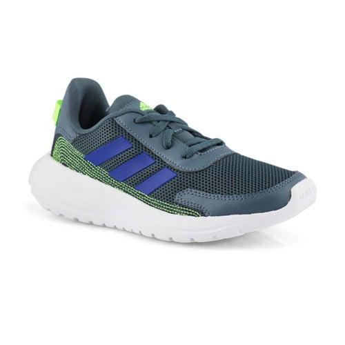 Chlds Tensaur Run K blu/grn running shoe