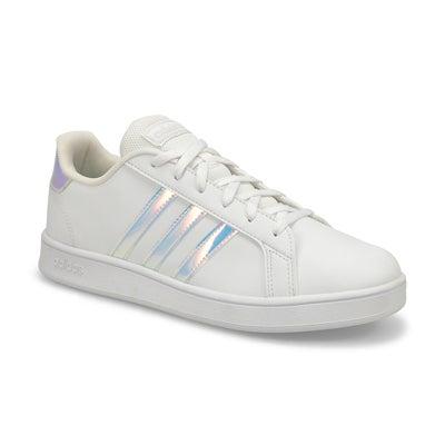 kds Grand Court K Sneaker- Wht/Blu