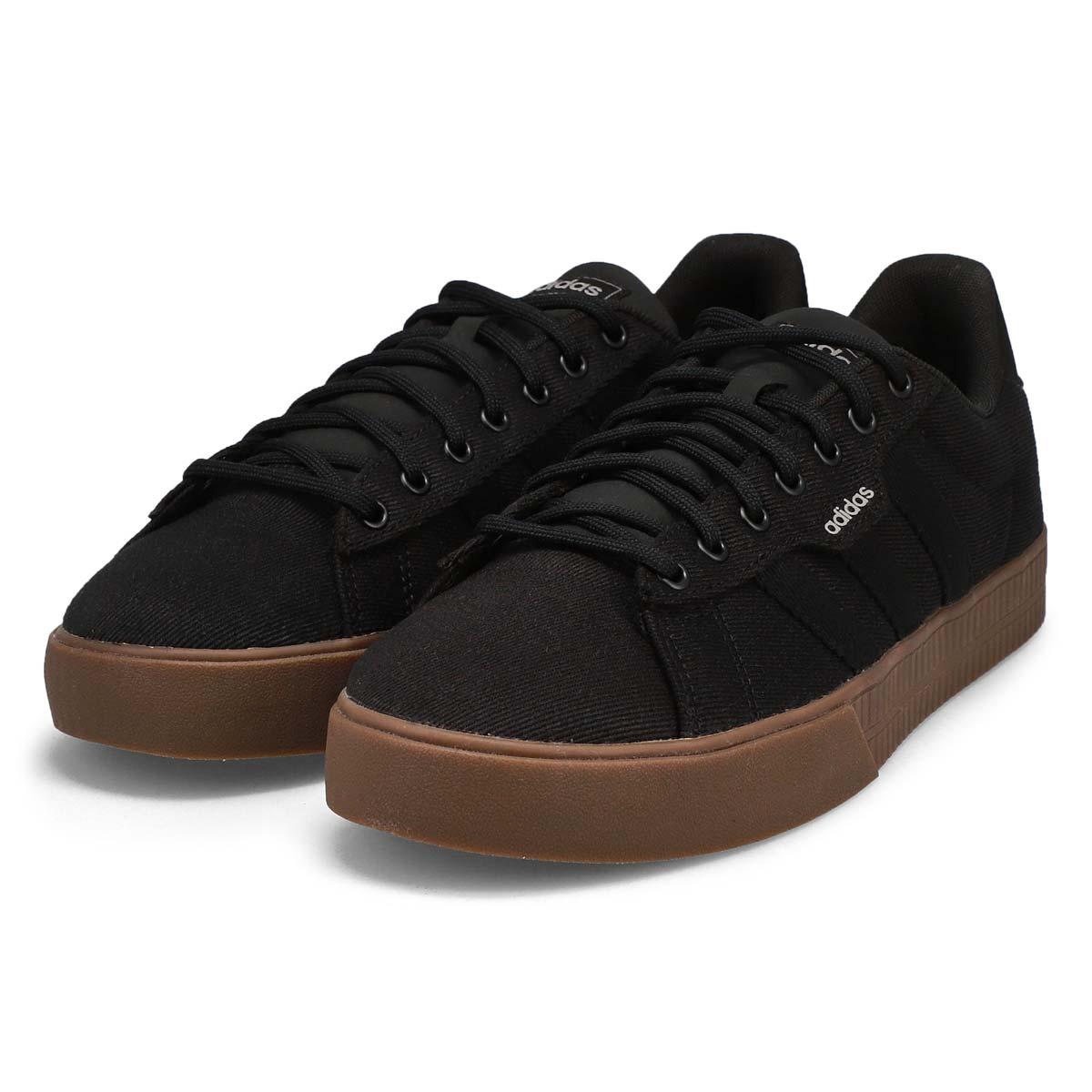Men's Daily 3.0 Lace Up Sneaker - Black/Gum