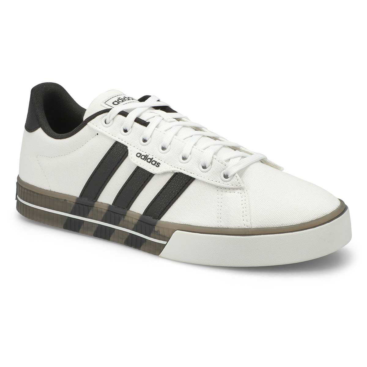 Men's Daily 3.0 Lace Up Sneaker - White/Black