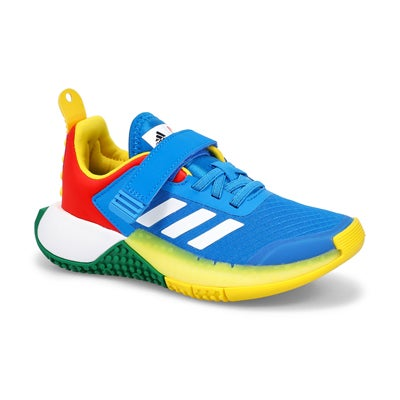 Bys LegoExplorer EL K blu/red/mlt runner