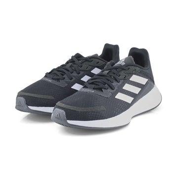 Kids' DURAMO SL K blk/wht running shoes