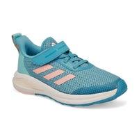 Girls' FORTARUN EL K  blue/pink running shoes