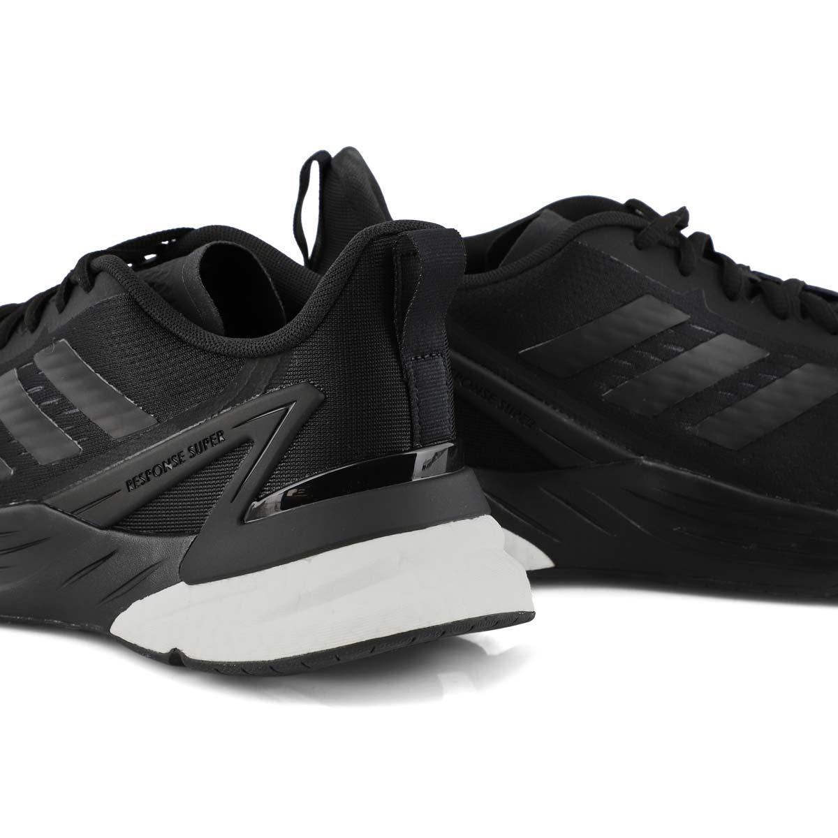 Men's Response Super Running Shoe - Black/Grey