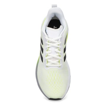 Mens Response Super sneaker - white/black/yellow