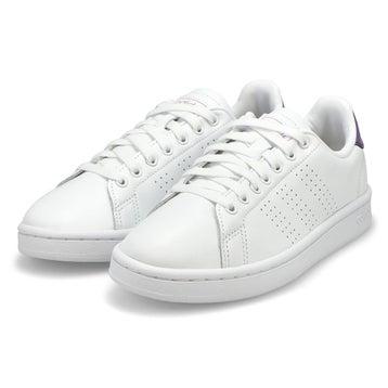 Women's Advantage Sneaker - White/Clear