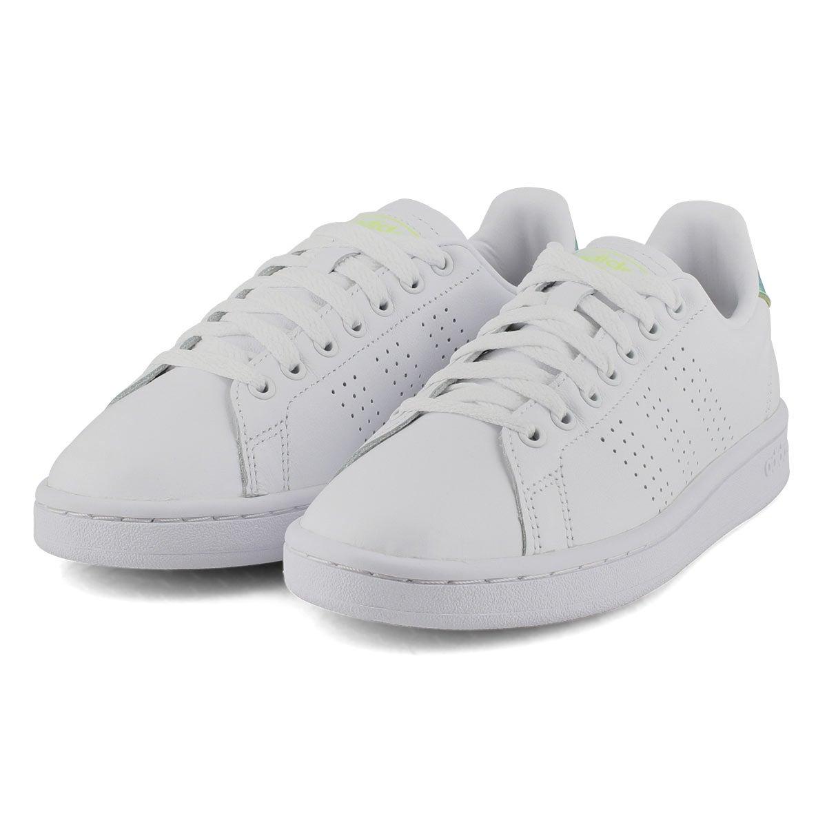 Women's Advantage Sneaker - White /Yellow