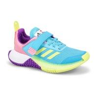 Girls' Lego Explorer EL K Sneaker - Blue/Pink/Mul