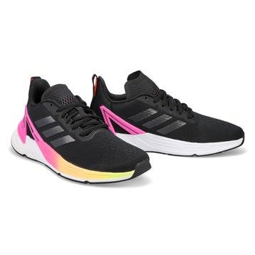 Women's Response Super Running Shoe - Blk/Yellow
