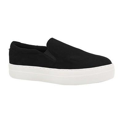 Chaussures à enfiler GILLS, noir, femmes
