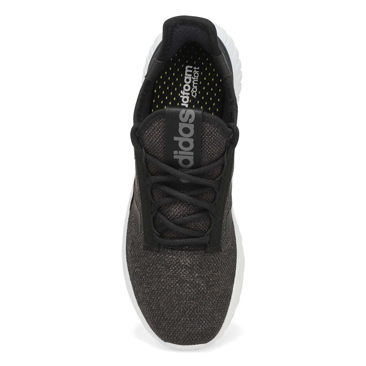 Men's Kaptir 2.0 Running Shoe -Black/Black/Grey