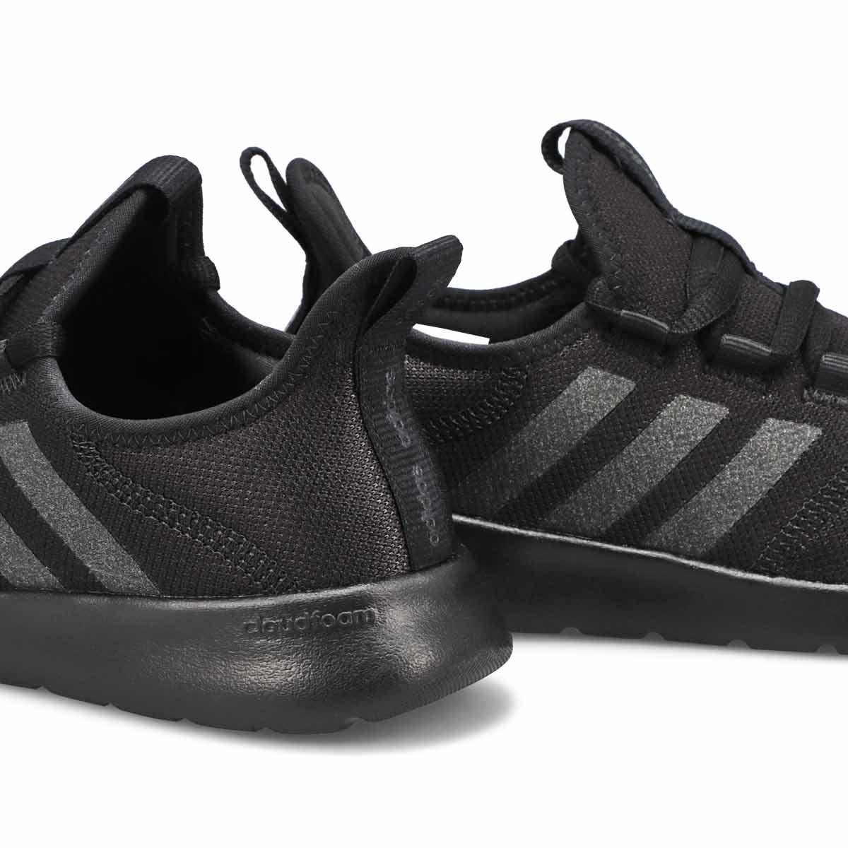 Women's Cloudfoam Pure Running Shoe - Black/Black