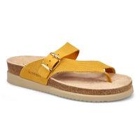 Women's Helen Mix Sandal - Sand Perf/Ochre