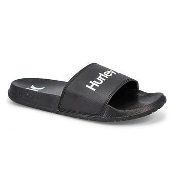 Men's One & Only Sport Slide Sandal - Black
