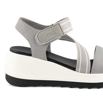 Women's HIBISCUS fossil wedge sandals