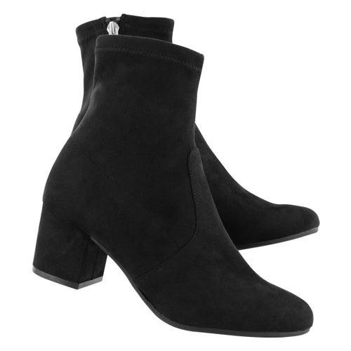 Lds Irven black dress boot