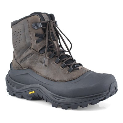Mns ThermoOverlook2 brn wtpf winter boot