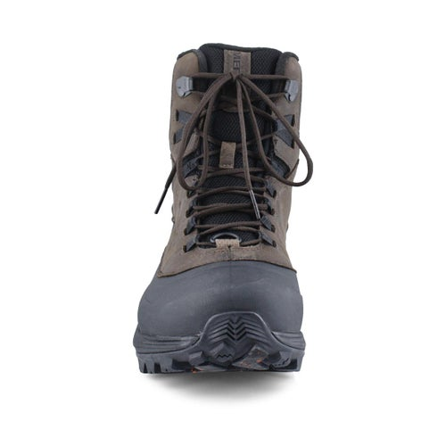 Mns ThermoOverlook2 brn wtpf winter boot