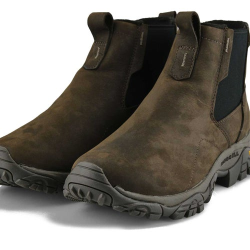 Mns MOAB Adventure Chelsea brn wtpf boot