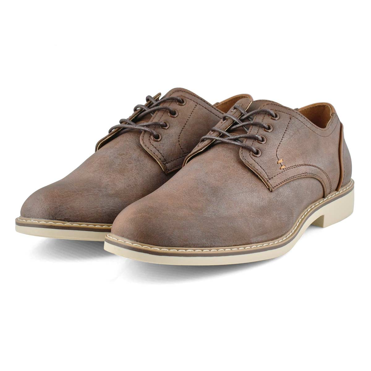 Men's Jamie Casual Shoe - Brown