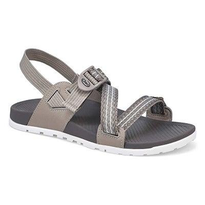 Lds Lowdown Sandal ply grey sport sandal