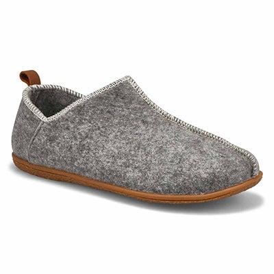 Mns Jester grey slipper bootie