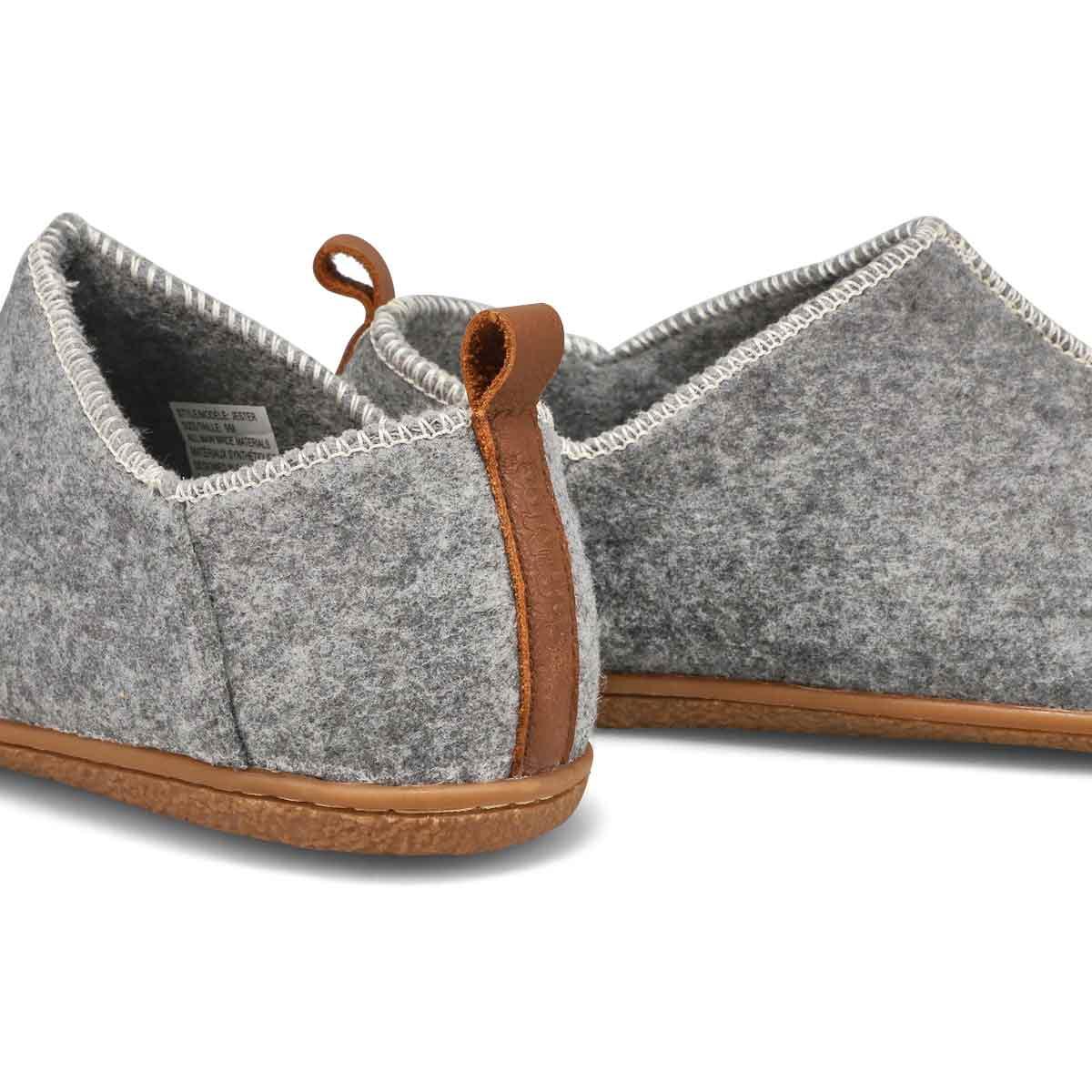 Men's Jester Slipper Bootie - Grey