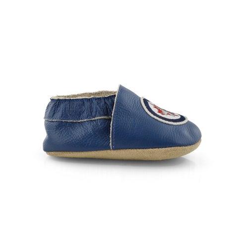 Infs Jets blue slipper